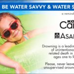 Asante and Kohl's want you to be Water Savvy and Water Safe