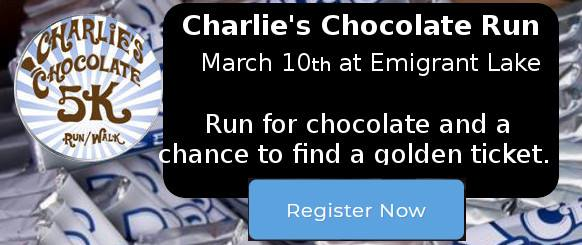 Charlies Chocolate Run March 10