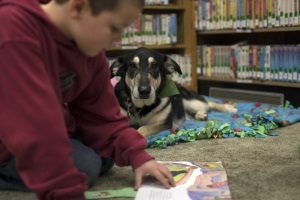 K-9 Reader Buddies @ Josephine Community Library | Grants Pass | Oregon | United States