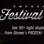Annual Umpqua Festival of Lights and World's Largest Nutcracker