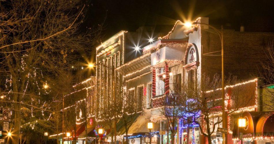 Ashland Christmas Parade 2019.Ashland Festival Of Lights Southern Oregon Family Magazine