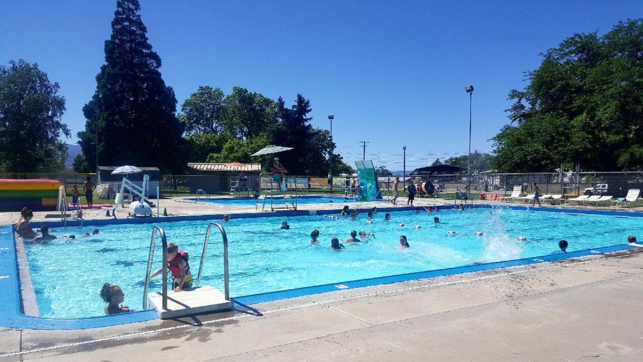 Jackson Pool Medford Oregon Seasonal