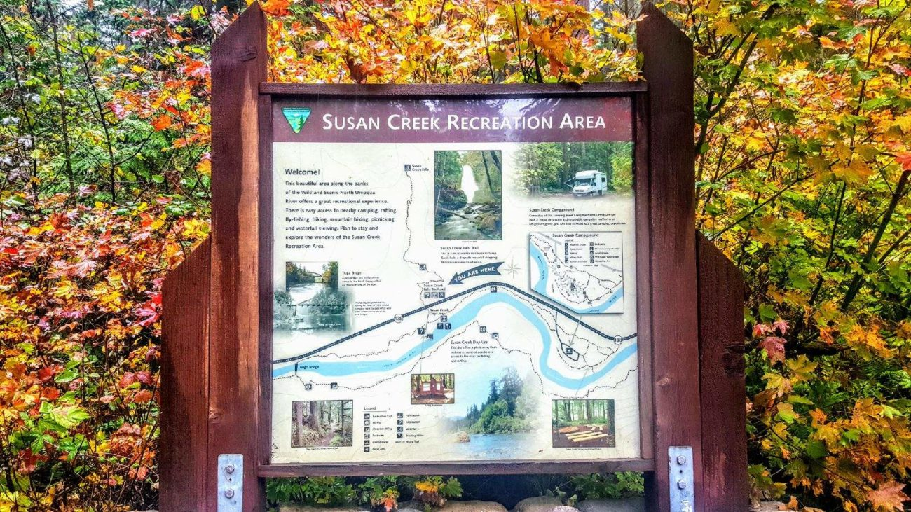 Natural Resources In Roseburg Oregon