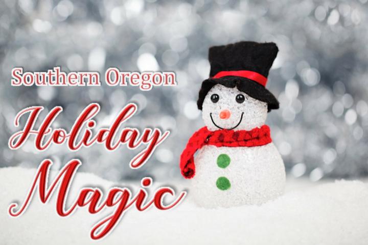 holiday magic snowman