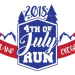 4th of July Run in Ashland, Oregon