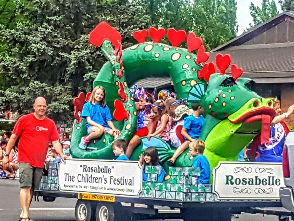 STORYTELLING GUILD's CHILDREN'S FESTIVAL-Southern Oregon