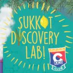 Kids Sukkot Discovery Lab Coming to Southern Oregon!
