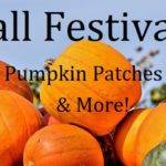 Fall Festivals, Pumpkin Patches & More!