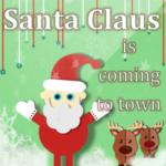 Santa in Southern Oregon