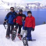 RANGER -LED SNOWSHOE WALKS AT CRATER LAKE NATIONAL PARK