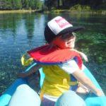 Kayaking at Spring Creek