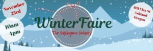 Winter Faire at The Siskiyou School @ The Siskyou School | Ashland | Oregon | United States