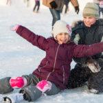 Ashland Rotary Centennial Ice Rink in Beautiful Lithia Park